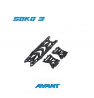 Soko 3 Top Plate Kit