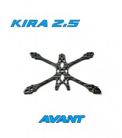 Kira 2.5 Base Plate (Unibody)