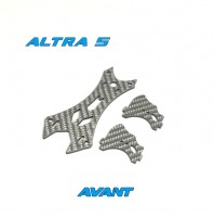 Altra 5 Top Plate Kit 25mm