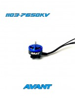 Avant 1103-7650KV motor (Backordered until early June)